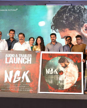 NGK - NGK Movie Audio Launch Photos