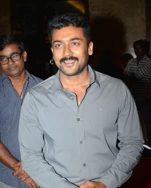 Surya Sivakumar - NGK Movie Audio Launch Photos