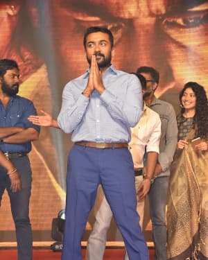 Ngk Telugu Version Pre Release Event Photos | Picture 1650269