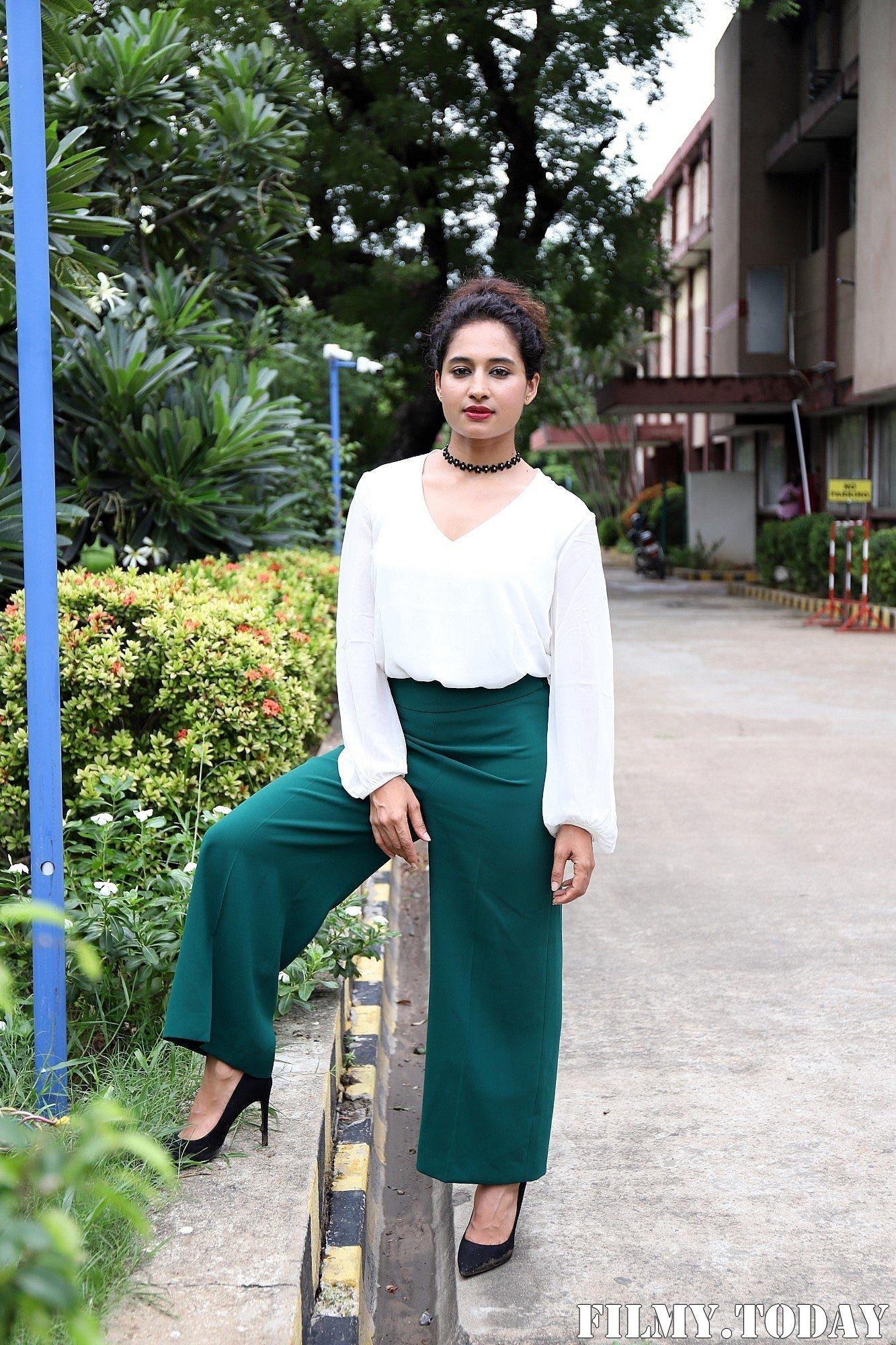Pooja Ramachandran - Police Diary 2.0 Movie Press Meet Photos | Picture 1695893