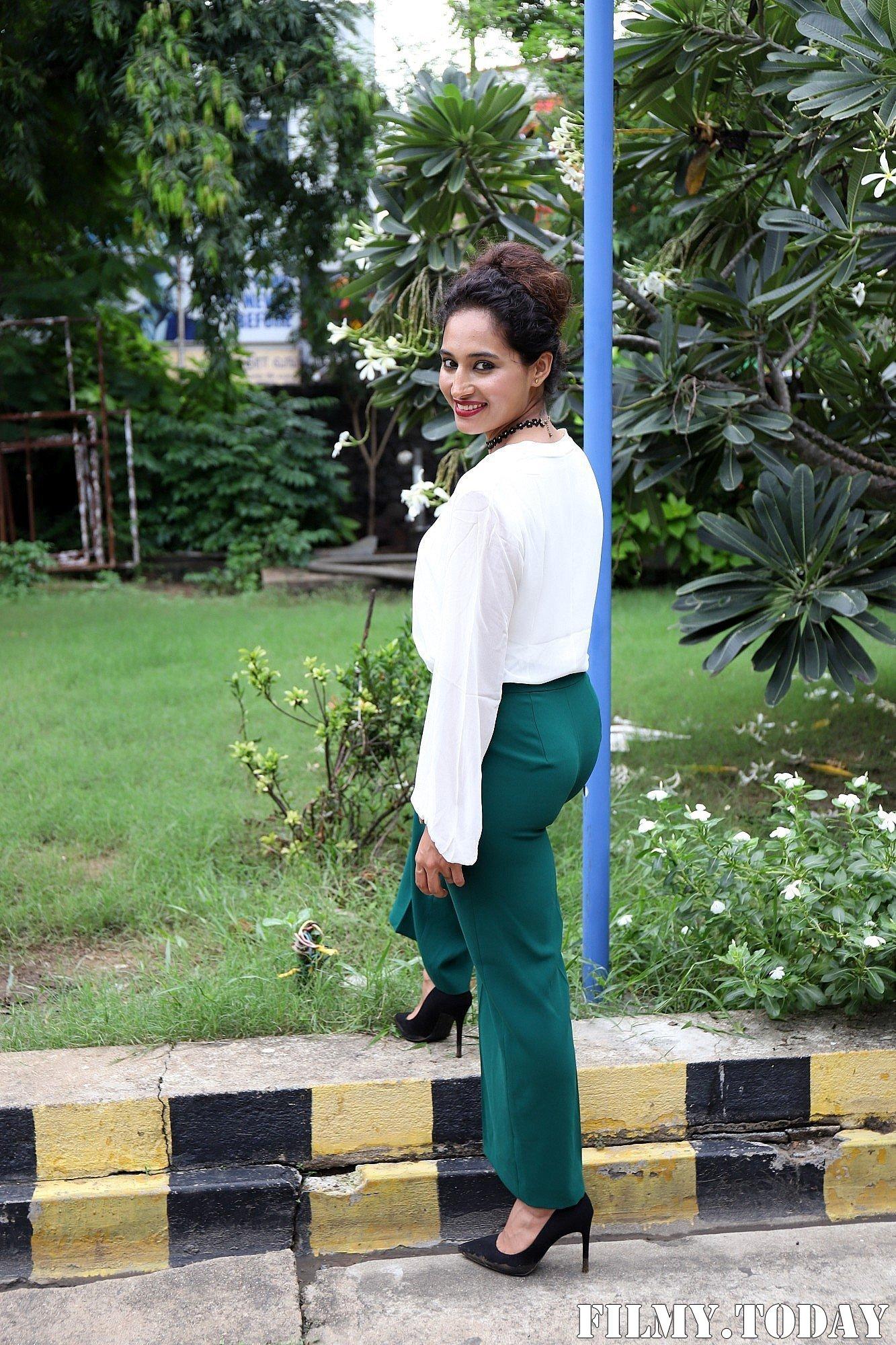 Pooja Ramachandran - Police Diary 2.0 Movie Press Meet Photos | Picture 1695896