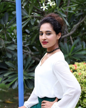 Pooja Ramachandran - Police Diary 2.0 Movie Press Meet Photos