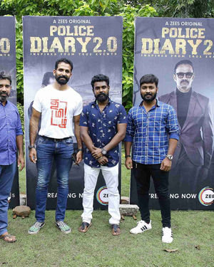 Police Diary 2.0 Movie Press Meet Photos