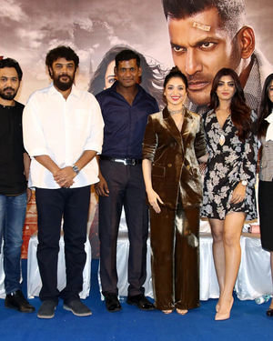 Action Tamil Movie Press Meet Photos | Picture 1697609