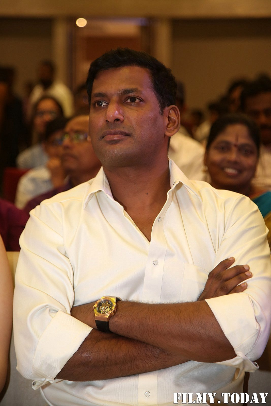 Vishal Krishna - Action Movie Pre Release Event At Hyderabad Photos | Picture 1697698