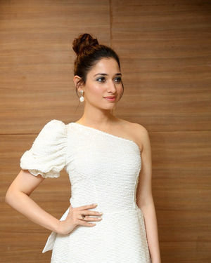 Tamanna Bhatia - Action Movie Pre Release Event At Hyderabad Photos | Picture 1697672