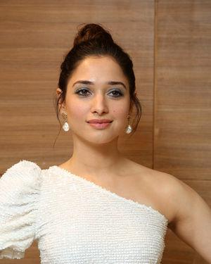 Tamanna Bhatia - Action Movie Pre Release Event At Hyderabad Photos