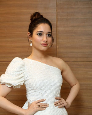 Tamanna Bhatia - Action Movie Pre Release Event At Hyderabad Photos | Picture 1697688