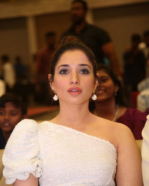 Tamanna Bhatia - Action Movie Pre Release Event At Hyderabad Photos | Picture 1697701