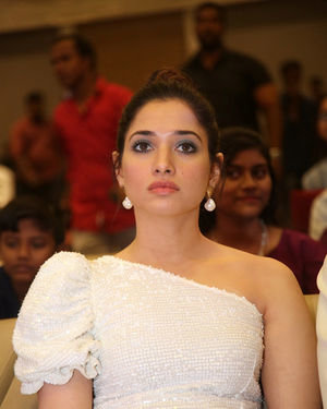 Tamanna Bhatia - Action Movie Pre Release Event At Hyderabad Photos | Picture 1697699