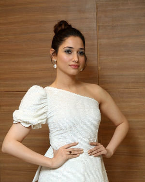 Tamanna Bhatia - Action Movie Pre Release Event At Hyderabad Photos | Picture 1697681