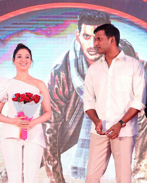 Action Movie Pre Release Event At Hyderabad Photos | Picture 1697711