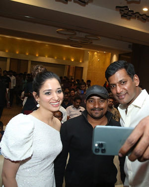 Action Movie Pre Release Event At Hyderabad Photos | Picture 1697726