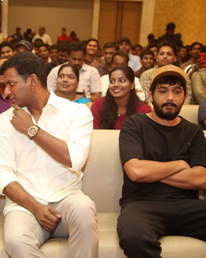 Action Movie Pre Release Event At Hyderabad Photos | Picture 1697694