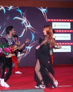 Action Movie Pre Release Event At Hyderabad Photos | Picture 1697719