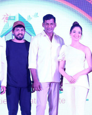 Action Movie Pre Release Event At Hyderabad Photos | Picture 1697713
