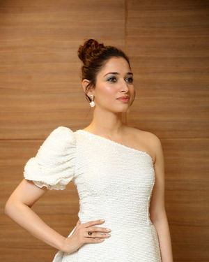 Tamanna Bhatia - Action Movie Pre Release Event At Hyderabad Photos | Picture 1697674