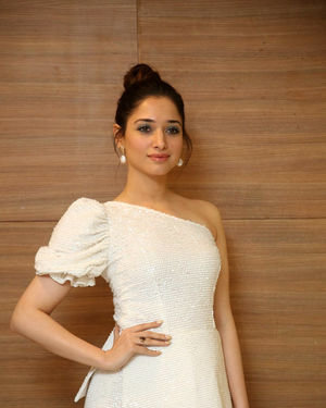 Tamanna Bhatia - Action Movie Pre Release Event At Hyderabad Photos | Picture 1697677