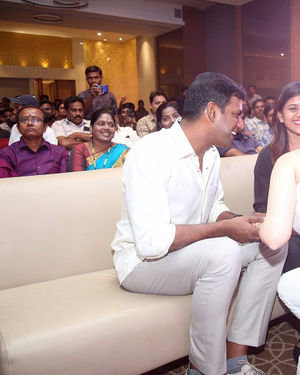 Action Movie Pre Release Event At Hyderabad Photos | Picture 1697717