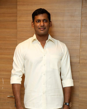 Vishal Krishna - Action Movie Pre Release Event At Hyderabad Photos | Picture 1697690