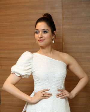 Tamanna Bhatia - Action Movie Pre Release Event At Hyderabad Photos | Picture 1697683