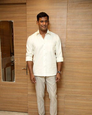 Vishal Krishna - Action Movie Pre Release Event At Hyderabad Photos | Picture 1697689