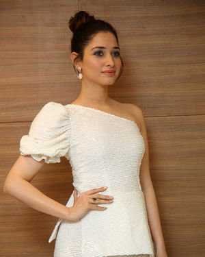 Tamanna Bhatia - Action Movie Pre Release Event At Hyderabad Photos | Picture 1697679