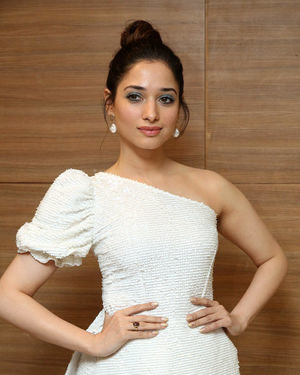 Tamanna Bhatia - Action Movie Pre Release Event At Hyderabad Photos | Picture 1697687