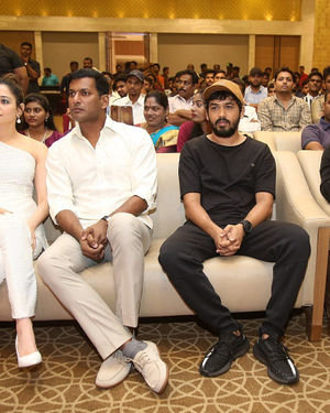 Action Movie Pre Release Event At Hyderabad Photos | Picture 1697706