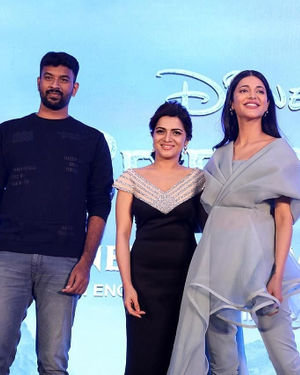 Frozen 2 Tamil Movie Press Meet Photos