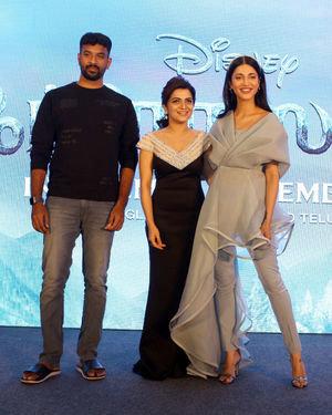 Frozen 2 Tamil Movie Press Meet Photos