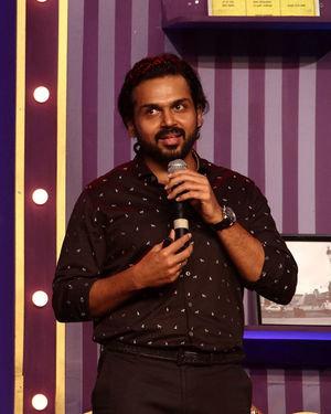 Karthi - Zee Tamil Awards 2019 Press Meet Photos | Picture 1700859