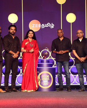 Zee Tamil Awards 2019 Press Meet Photos