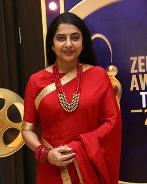 Suhasini Maniratnam - Zee Tamil Awards 2019 Press Meet Photos | Picture 1700845