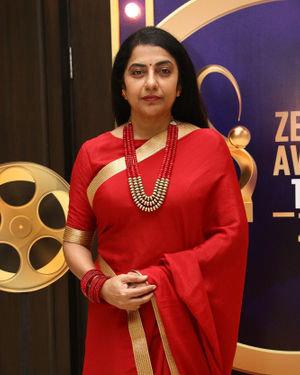 Suhasini Maniratnam - Zee Tamil Awards 2019 Press Meet Photos | Picture 1700844