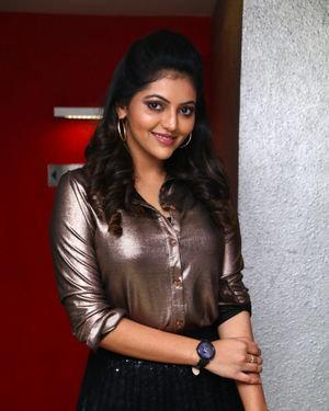 Athulya Ravi - Kepmaari Movie Press Meet Photos