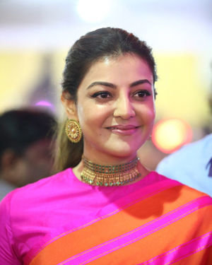 Kajal Aggarwal - Celebs At Vels Vetri Vizha Photos | Picture 1701473