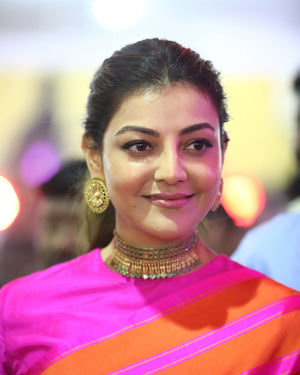 Kajal Aggarwal - Celebs At Vels Vetri Vizha Photos | Picture 1701531