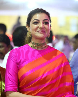 Kajal Aggarwal - Celebs At Vels Vetri Vizha Photos | Picture 1701481