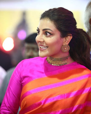 Kajal Aggarwal - Celebs At Vels Vetri Vizha Photos | Picture 1701474