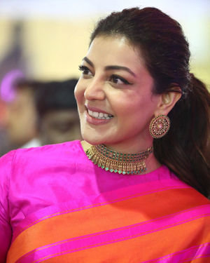 Kajal Aggarwal - Celebs At Vels Vetri Vizha Photos | Picture 1701478