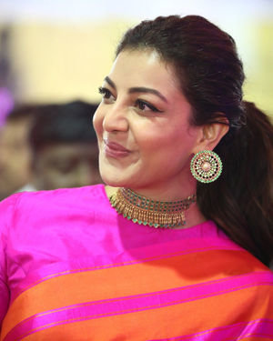Kajal Aggarwal - Celebs At Vels Vetri Vizha Photos | Picture 1701477