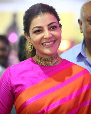 Kajal Aggarwal - Celebs At Vels Vetri Vizha Photos | Picture 1701470