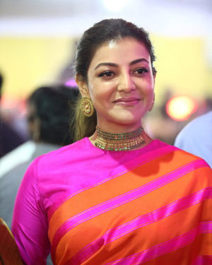 Kajal Aggarwal - Celebs At Vels Vetri Vizha Photos | Picture 1701472
