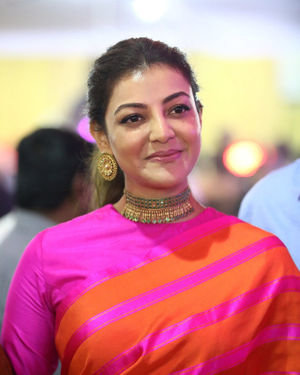 Kajal Aggarwal - Celebs At Vels Vetri Vizha Photos | Picture 1701471