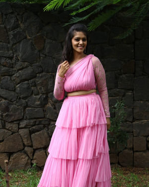 Swathishta R - Jada Movie Audio Launch Photos | Picture 1702103