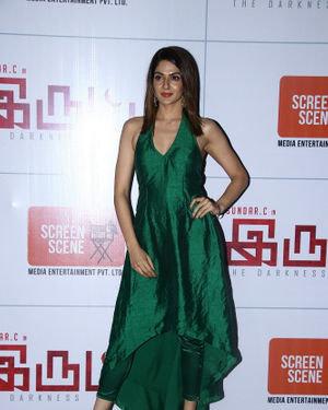 Sakshi Chaudhary - Iruttu Movie Press Meet Photos | Picture 1702974
