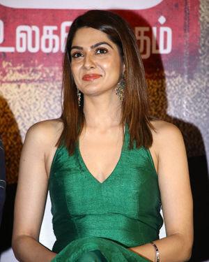Sakshi Chaudhary - Iruttu Movie Press Meet Photos | Picture 1702975