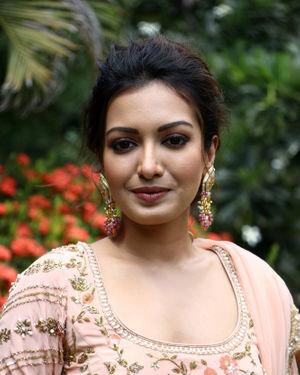 Catherine Tresa - Aruvam Movie Press Meet Photos