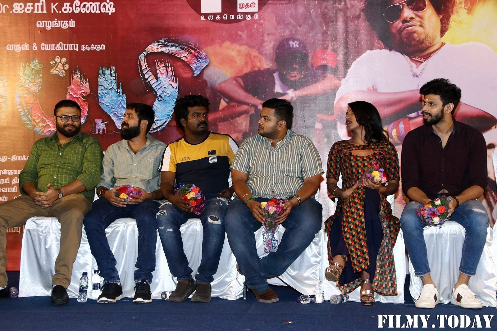 Pappy Tamil Movie Press Meet Photos | Picture 1688743